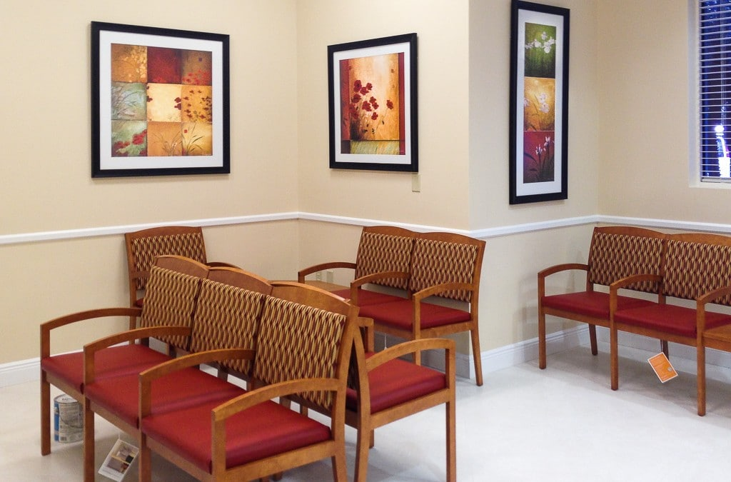 Medical Waiting Rooms
